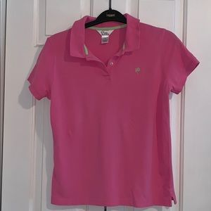 Gently used women's Lilly Pulitzer polo size XL